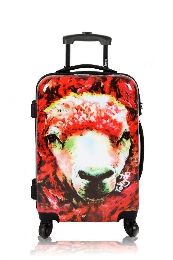 Cabin Luggage Ryanair RED SHEEP